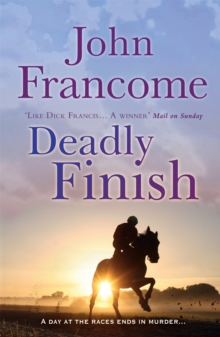 Deadly Finish, Paperback Book
