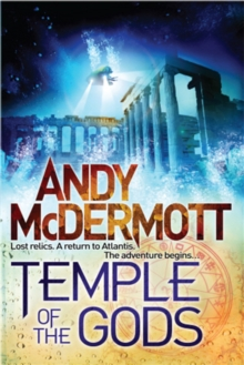Temple of the Gods, Paperback Book