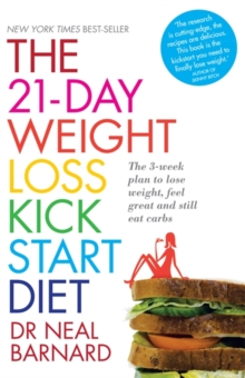 The 21-Day Weight Loss Kickstart, Paperback Book
