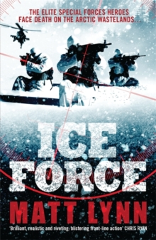 Ice Force, Paperback Book