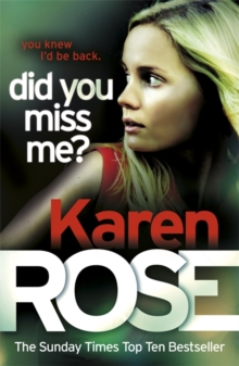 Did You Miss Me?, Paperback Book