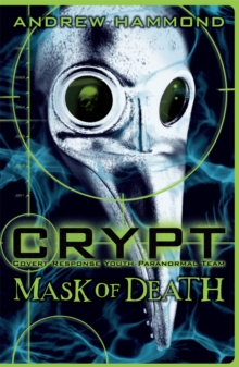 CRYPT: Mask of Death, Paperback Book