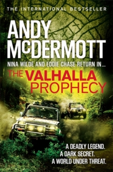 The Valhalla Prophecy, Paperback Book