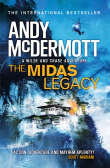 The Midas Legacy (Wilde/Chase 12), Paperback Book