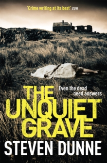 The Unquiet Grave (Di Damen Brook 4), Paperback Book