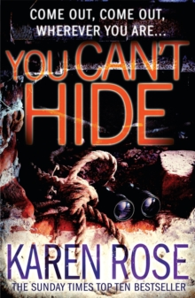 You Can't Hide, Paperback Book