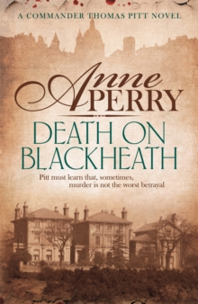 Death on Blackheath (Thomas Pitt Mystery, Book 29), Paperback Book