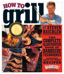 How to Grill, Paperback Book
