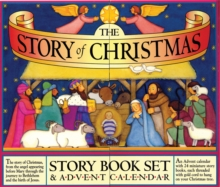 The Story of Christmas Advent Calendar, Mixed media product Book
