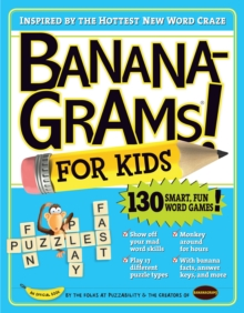 Bananagrams! For Kids, Paperback Book