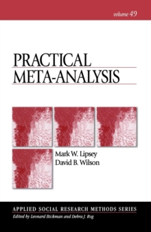 Practical Meta-Analysis, Paperback Book