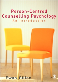 Person-centred Counselling Psychology : An Introduction, Paperback Book