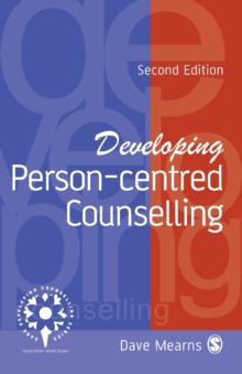 Developing Person-centred Counselling, Paperback Book
