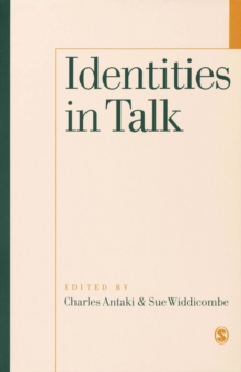 Identities in Talk, Paperback Book