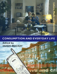 Consumption and Everyday Life, Paperback Book