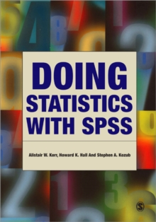 Doing Statistics with SPSS, Paperback Book