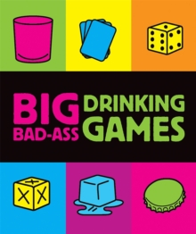 Big Bad-Ass Drinking Games, Mixed media product Book