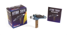 Star Trek: Light-Up Phaser, Mixed media product Book