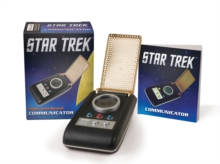 Star Trek: Light-and-Sound Communicator, Mixed media product Book