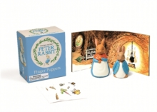Peter Rabbit Finger Puppets, Mixed media product Book
