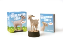 The Screaming Goat, Mixed media product Book