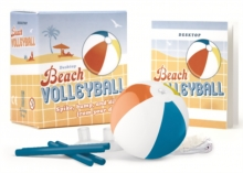 Desktop Beach Volleyball, Mixed media product Book