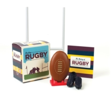 Desktop Rugby, Mixed media product Book