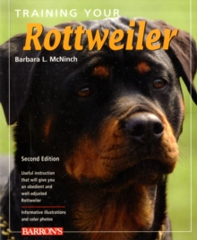 Training Your Rottweiler, Paperback Book