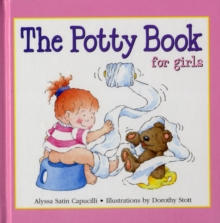 Potty Book for Girls, Hardback Book