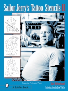 Sailor Jerry's Tattoo Stencils II, Paperback Book