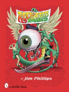 Rock Posters of Jim Phillips, Paperback Book