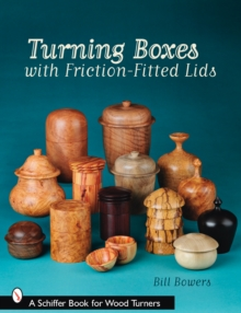 Turning Boxes with Friction-fitted Lids, Paperback Book