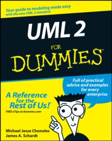 UML 2 for Dummies, Paperback Book