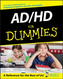 Ad/Hd for Dummies, Paperback Book