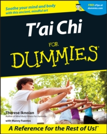 Tai Chi For Dummies, Paperback Book