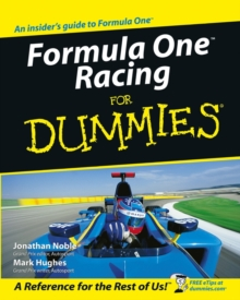 Formula One Racing For Dummies, Paperback Book
