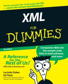 XML For Dummies, Paperback Book
