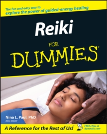 Reiki For Dummies, Paperback Book