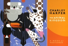 Charley Harper the Animal Kingdom Book of Postcards Aa633, Postcard book or pack Book