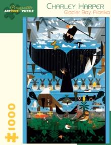 Charley Harper Glacier Bay  Alaska 1 000-Piece Jigsaw Puzzle