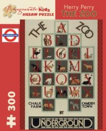 Zoo 300-Piece Jigsaw Puzzle Jk016