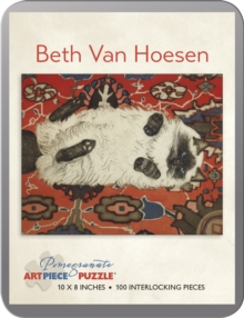 Beth Van Hoesen 100-Piece Jigsaw Puzzle