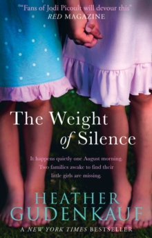The Weight of Silence, Paperback Book