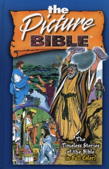 The Picture Bible, Hardback Book