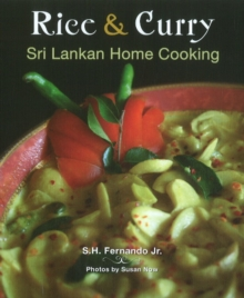 Rice & Curry : Sri Lankan Home Cooking, Paperback Book