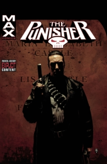 Punisher Max Vol.4: Up Is Down And Black Is White, Paperback Book