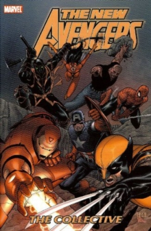 New Avengers Vol.4: The Collective, Paperback Book