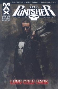 Punisher Max Vol.9: Long Cold Dark, Paperback Book