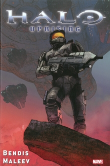 Halo: Uprising, Hardback Book