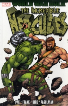 Hulk: Wwh - Incredible Herc, Paperback Book